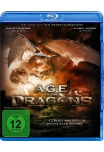 Age of the Dragons Blu-ray-Cover