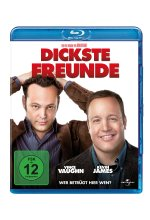Dickste Freunde Blu-ray-Cover