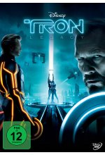 TRON: Legacy DVD-Cover