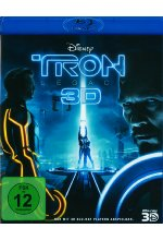 TRON: Legacy Blu-ray 3D-Cover