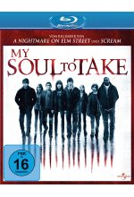 My Soul to Take Blu-ray-Cover