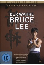 Der wahre Bruce Lee - Classic Edition DVD-Cover