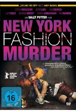 New York Fashion Murder DVD-Cover