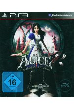 Alice - Madness Returns Cover