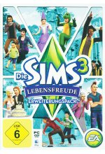 Die Sims 3 - Lebensfreude (Add-On) Cover