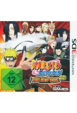 Naruto Shippuden 3D - The New Era Cover