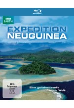 Expedition Neuguinea Blu-ray-Cover