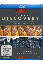 Ultimate Discovery 6 - Japan & Shanghai Blu-ray-Cover