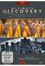 Ultimate Discovery 6 - Japan & Shanghai DVD-Cover