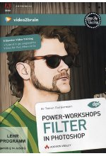 Power-Workshops: Filter in Photoshop (PC+MAC+Linux) Cover