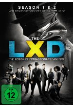 The LXD: The Legion of Extraordinary Dancers - Season 1&2  [2 DVDs] DVD-Cover