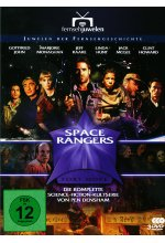 Space Rangers - Fort Hope  [3 DVDs] DVD-Cover