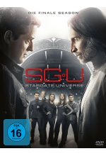 Stargate Universe - Season 2  [5 DVDs] DVD-Cover