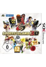 Sports Island 3D Cover