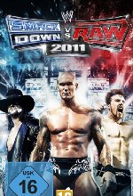 WWE Smackdown vs. Raw 2011  [Essentials] Cover