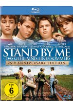 Stand by me - Das Geheimnis eines Sommers - 25th Anniversary Edition Blu-ray-Cover