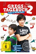 Gregs Tagebuch 2 - Gibt's Probleme? DVD-Cover