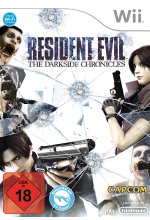 Resident Evil - The Darkside Chronicles  [SWP] Cover