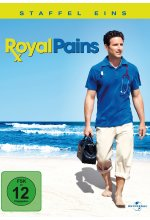 Royal Pains - Staffel 1  [4 DVDs] DVD-Cover