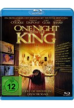 One Night with the King Blu-ray-Cover