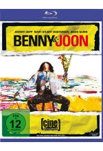 Benny & Joon - Cine Project Blu-ray-Cover