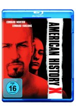 American History X Blu-ray-Cover