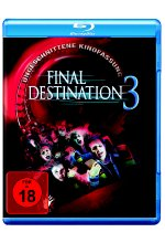Final Destination 3 - Ungeschnittene Kinofassung Blu-ray-Cover