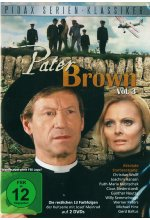 Pater Brown Vol. 3  [2 DVDs] DVD-Cover