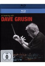Dave Grusin - An Evening with Dave Grusin Blu-ray-Cover