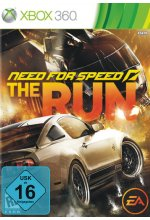 Need for Speed - The Run  [SWP] Cover