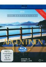 Argentinien - 100 Destinations Blu-ray-Cover