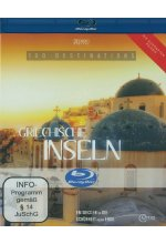 Griechische Inseln - 100 Destinations Blu-ray-Cover