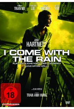 I come with the rain DVD-Cover