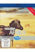 Namibia Afrika - 100 Destinations Blu-ray-Cover