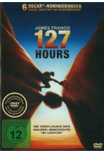 127 Hours DVD-Cover