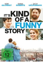 It's Kind of a Funny Story DVD-Cover