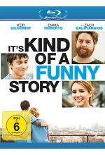 It's Kind of a Funny Story Blu-ray-Cover
