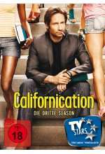 Californication - Season 3  [2 DVDs] DVD-Cover
