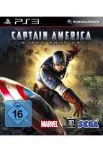 Captain America - Super Soldier Cover