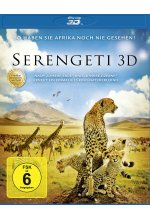 Serengeti Blu-ray 3D-Cover