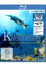 Faszination Korallenriff Blu-ray 3D-Cover