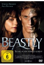 Beastly DVD-Cover