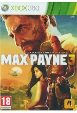 Max Payne 3 (UNCUT AT) Cover
