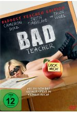 Bad Teacher DVD-Cover