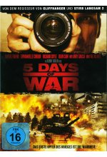 5 Days of War DVD-Cover