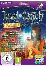 Jewel Match 3 - Diamantris Cover