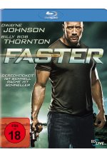 Faster Blu-ray-Cover