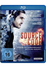 Source Code Blu-ray-Cover
