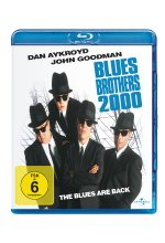 Blues Brothers 2000 Blu-ray-Cover