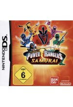 Power Rangers Samurai Cover
